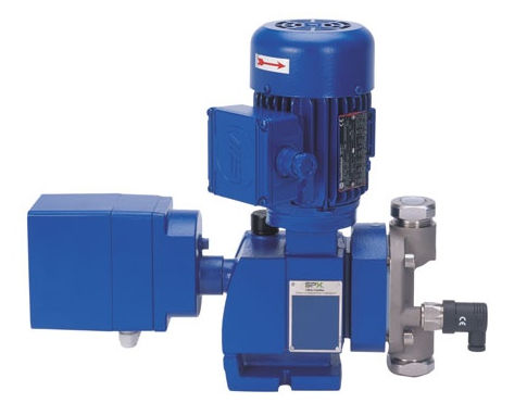 Diaphragm pump / metering / mechanically-actuated ProCam Bran+Luebbe