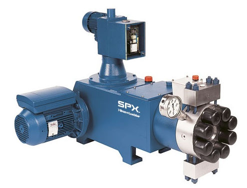 Diaphragm pump / metering max. 8 836 l/h | NOVADOS H4 Bran+Luebbe