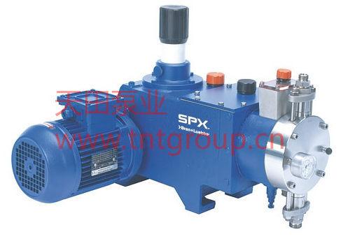 Diaphragm pump / metering max. 1 590 l/h | NOVADOS H2 Bran+Luebbe