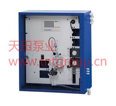 Water analyzer / multi-parameter / in-line PowerMon Titrometer Bran+Luebbe