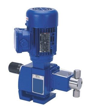 Plunger pump / metering max. 80 bar | ProCam Bran+Luebbe
