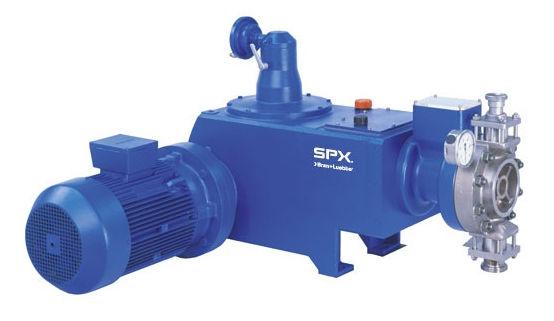 Diaphragm pump / metering max. 22 618 l/h | NOVADOS H5 Bran+Luebbe