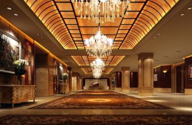 上海酒店装修