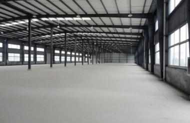 厂房钢结构装修