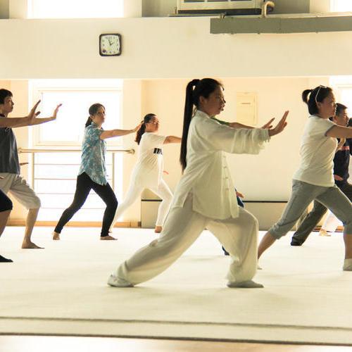 【魂源春季课程:24式太极拳+健身气功+行气诀九式+42式太极拳】