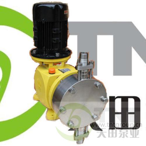 GM/GB型机械隔膜计量泵