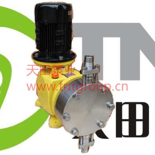 GM/GB型機械隔膜計量泵