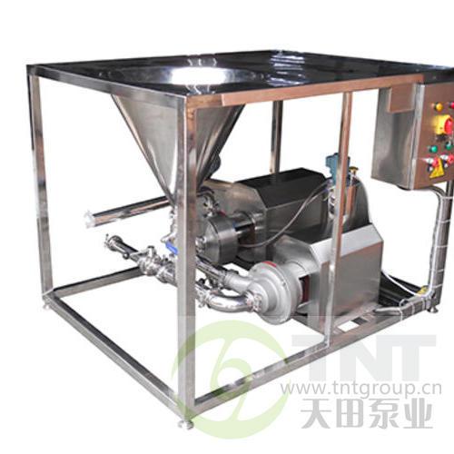 TRL-B型高效乳化均质配料机