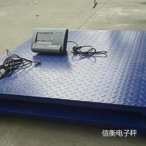 电子地磅上海耀华XK3190-A12E小地磅