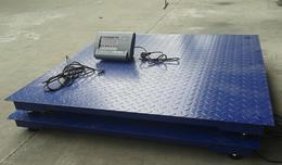 上海耀华电子地磅XK3190-A12E小地磅