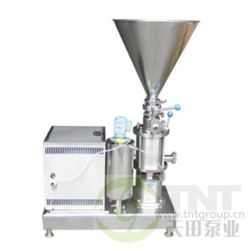 TRS粉液混合高剪切分散乳化机