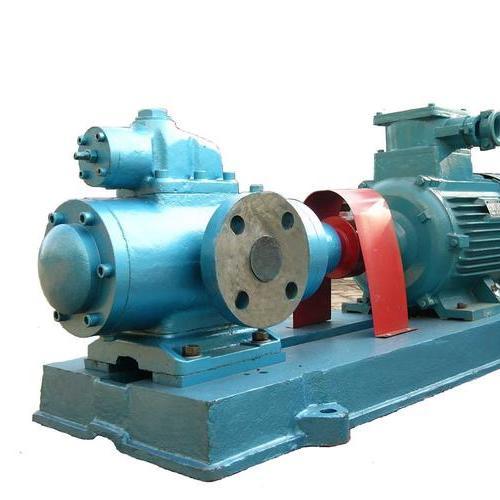 3G型保温三螺杆泵