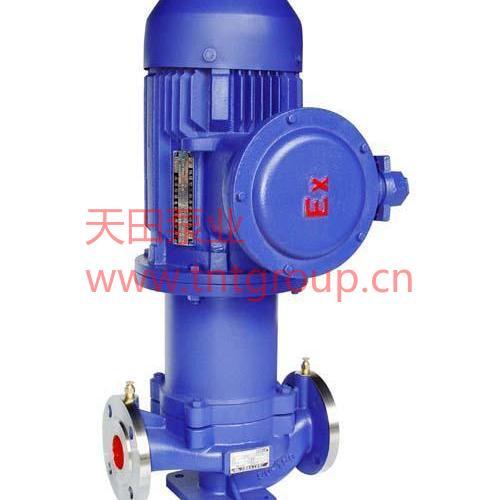 CQGD型磁力管道離心泵