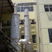 串激式气体收集器