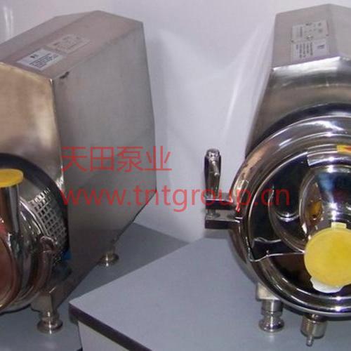 SCP型衛生級負壓自吸泵