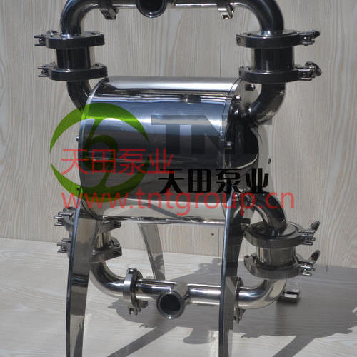 QBKS衛生級氣動隔膜泵