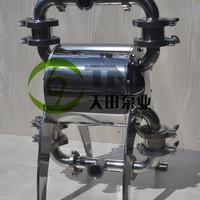QBKS卫生级气动隔膜泵