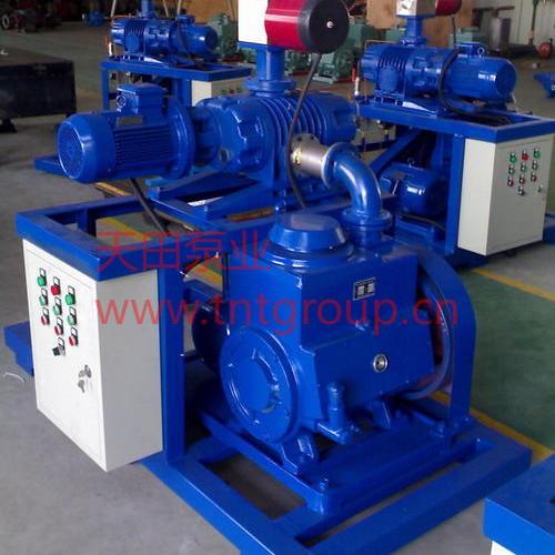 2X型雙級旋片式真空泵