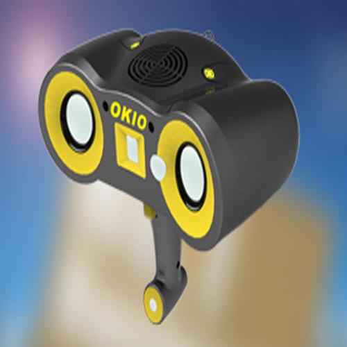 手持式三维激光扫描仪OKIO-FreeScan