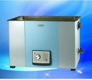 上海汉克数码旋钮式扫频脱气超声波清洗器