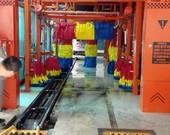 张家港隧道式毛刷机CT-929现场录制视频