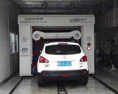 CT-919-5往复式毛刷洗车机