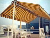 鋼結構雨棚4