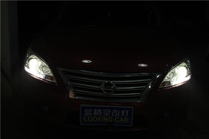 长沙轩逸改灯07.jpg