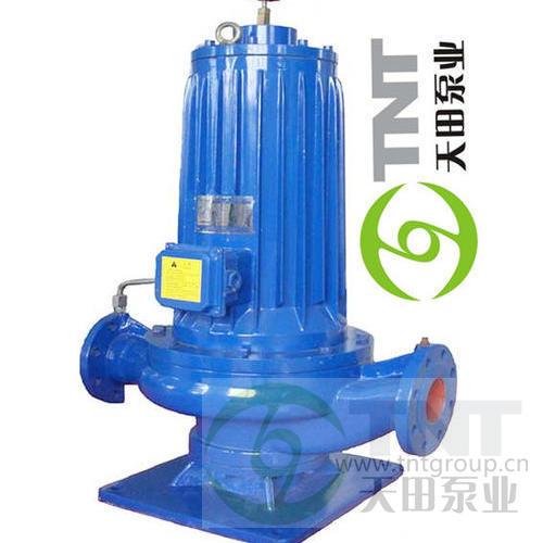 管道式屏蔽泵