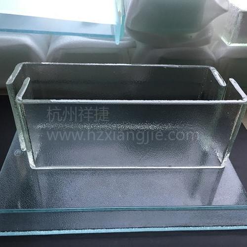 超白U型玻璃