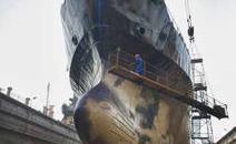 三维激光扫描仪助理船舶事业快速高效发展