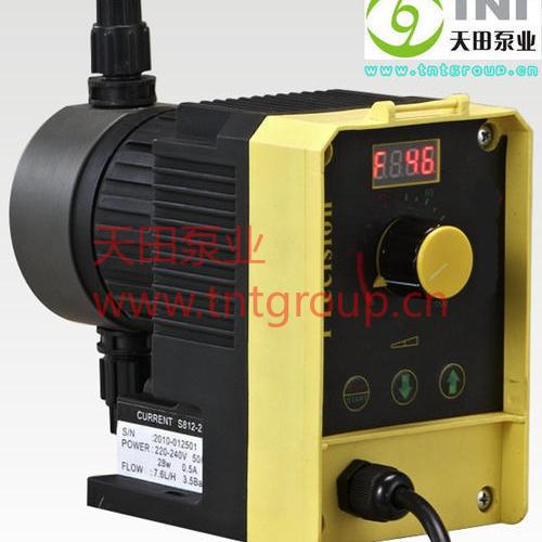 DM型電磁隔膜式計量泵