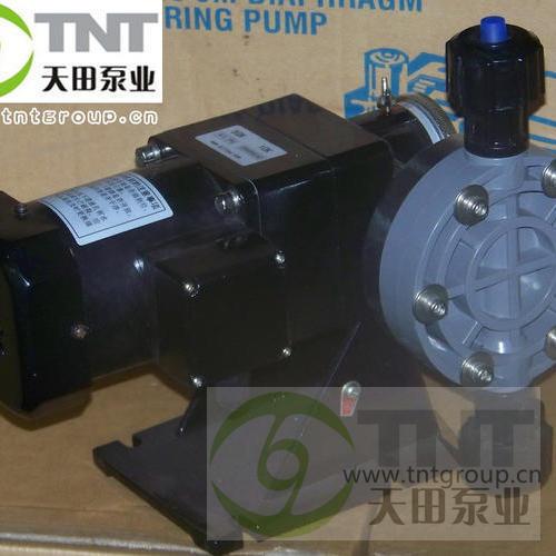JWM-A型机械隔膜式计量泵