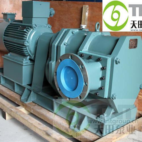 XHB型螺旋式凸轮泵