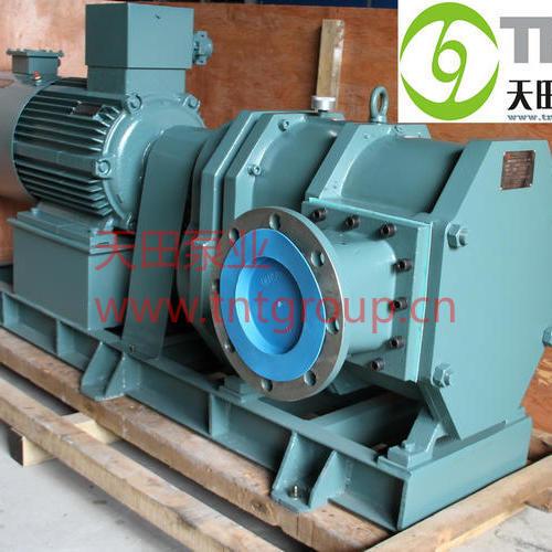 XHB型无脉冲螺旋式凸轮转子泵
