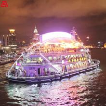 黃浦江大型游輪-船長3號-船長5號