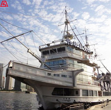 浦江游船租賃-船長8號游輪-海盜船