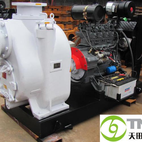 NZW新型无堵塞自吸式排污泵