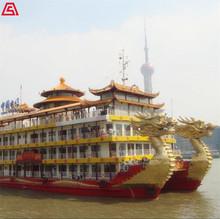 上海租游船-新龙船游轮