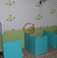 幼儿园卫生间隔断系列