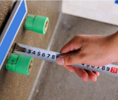 橱柜水管的安装结构