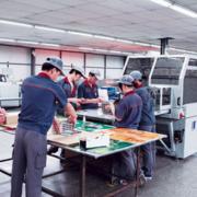 自有品质监控部门,18道管控流程 保证质量