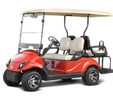4 seats electric golf cart