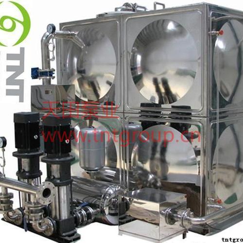 TWGX型水箱型无负压给水设备
