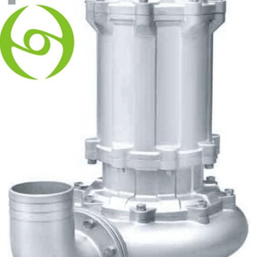 WQP/QWP型不锈钢潜水排污泵