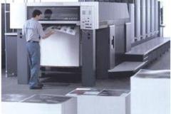 赣邦科技稳压器在印刷设备使用现场