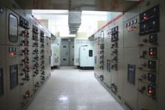 赣邦科技隔离变压器在富士康集团配电房