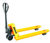 Heavy duty type pallet truck