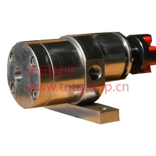 ZSP系列不銹鋼齒輪計量泵