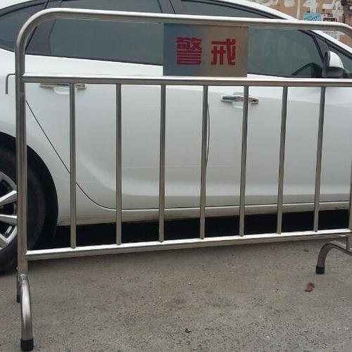 不锈钢铁马护栏 不锈钢铁马围栏 上海铁马厂家 展厅铁马